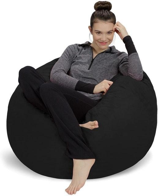 Sofa Sack Memory Foam Bean Bag Chair 1
