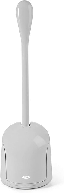 OXO Good Grips Hideaway Compact Toilet Brush 1