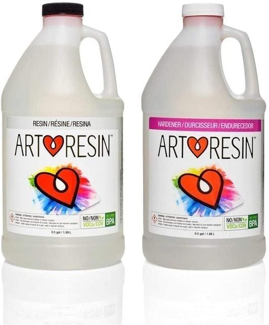 ArtResin Resin and Hardener 1