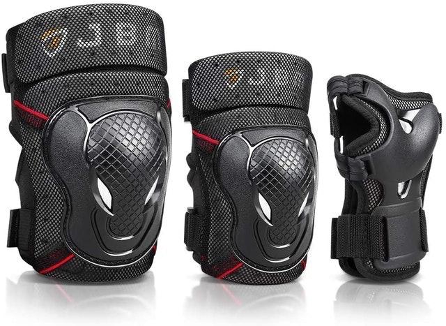 JBM BMX Protective Gear Set 1
