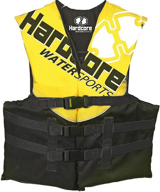 Hardcore Water Sports Store Youth Life Jacket Vest 1