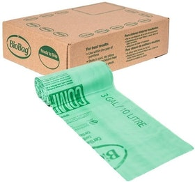 9 Best Compostable Trash Bags in 2021 (BioBag, Green Earth, and More) 3