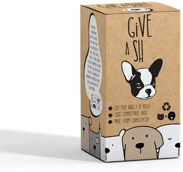 Give a Sh!t Compostable Dog Poop Bags  1