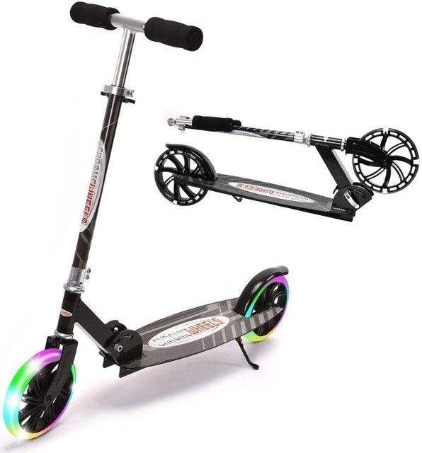 ChromeWheels Kick Scooter 1
