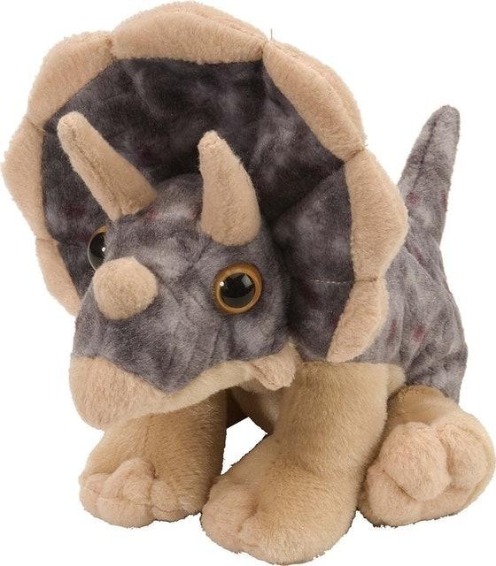 Wild Republic Triceratops Plush 1