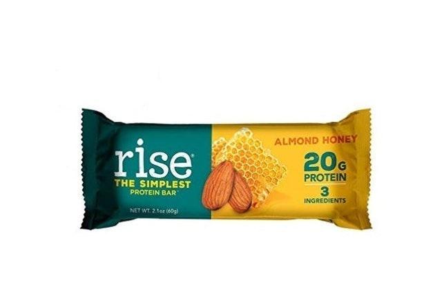 Rise High Protein Bar 1