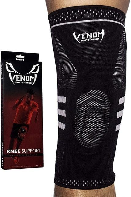 Venom Sports Fitness Knee Sleeve Compression Brace 1