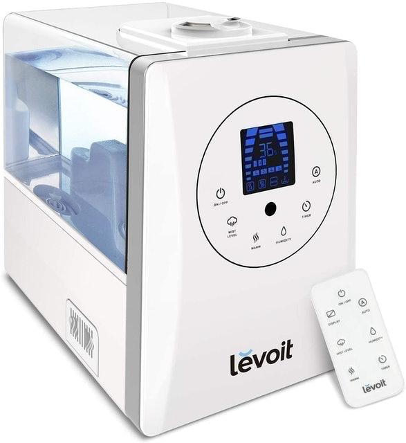 Levoit Hybrid Ultrasonic Humidifier 1