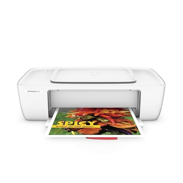 HP Deskjet 1112 Compact Printer 1