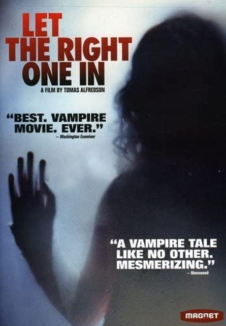 Tomas Alfredson Let the Right One In 1