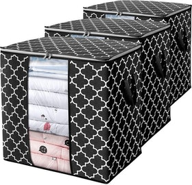 Top 10 Best Clothing Storage Bags in 2021 (Amazon Basics, Sorbus, and More) 3