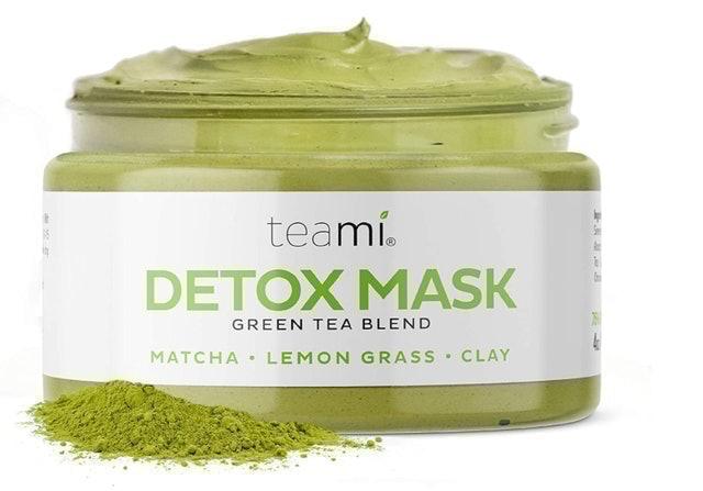 Teami Detox Mask Green Tea Blend 1