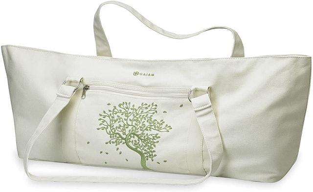 Gaiam Yoga Mat Tote Bag 1