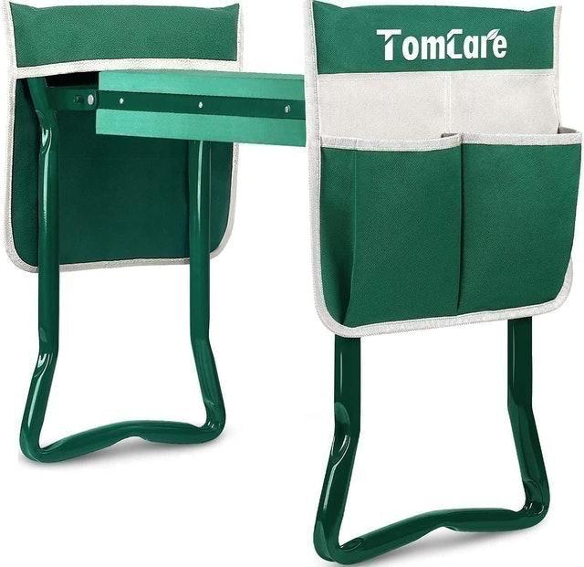 TomCare Upgraded Garden Kneeler Seat 1