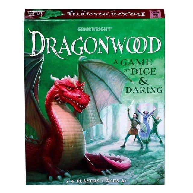 Gamewright Dragonwood: A Game of Dice & Daring 1