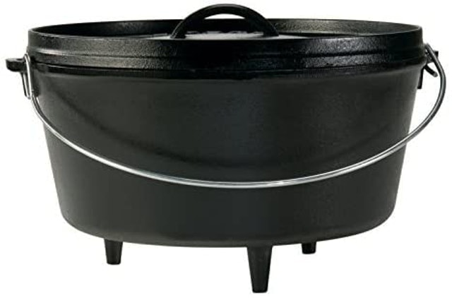 Lodge Deep Camp Dutch Oven 1