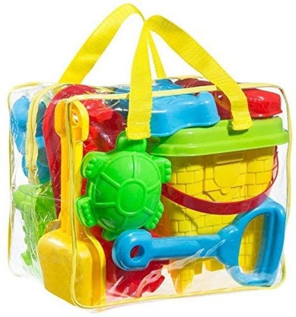 FoxPrint Beach Sand Toy Set 1