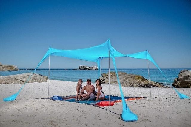 Sun Ninja Pop Up Sun Shelter 1