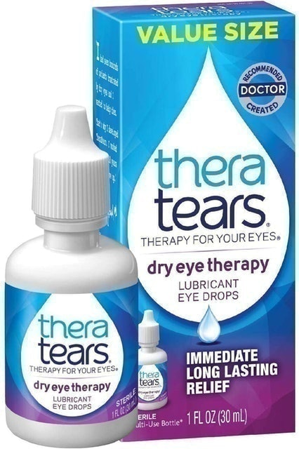 TheraTears Dry Eye Therapy 1