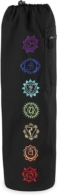 Gaiam Top-Loaded Yoga Mat Bag 1