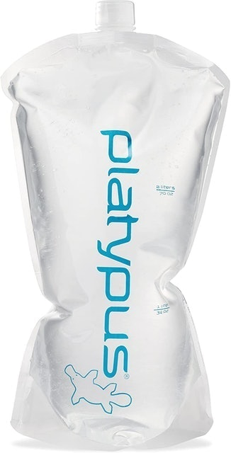 Platypus Ultralight Collapsible Water Bottle 1