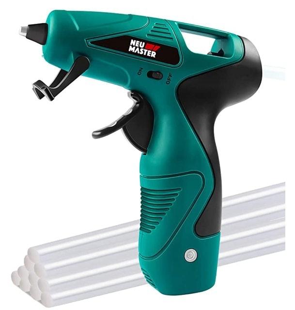 NEU MASTER Cordless Hot Glue Gun 1