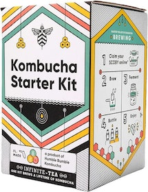 Top 10 Best Kombucha Starter Kits in 2020 (The Kombucha Shop, Craft A Brew, and More) 3