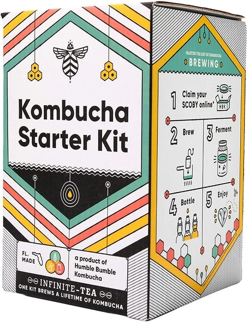 Craft a Brew Kombucha Starter Kit  1