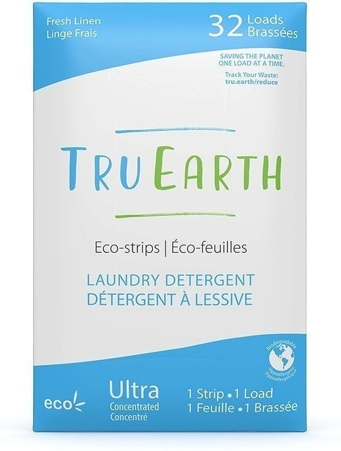 Tru Earth Eco-Strips Laundry Detergent 1
