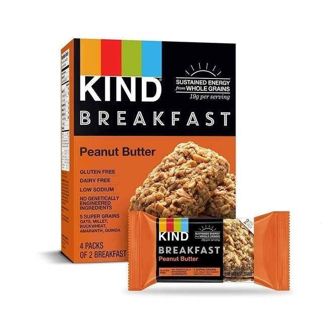 KIND Breakfast Bars 1