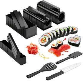 Top 10 Best Sushi Making Kits in 2021 (Bambooworx, Aya, and more) 5