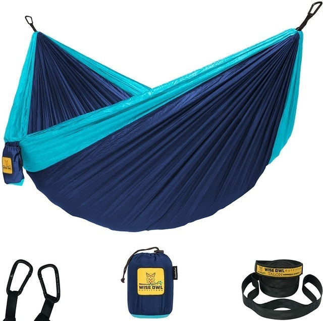 Wise Owl Camping Hammock  1