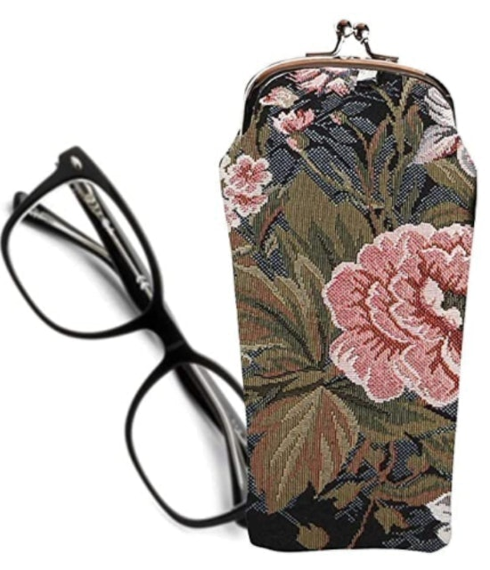 Signare Womens Tapestry Glasses Pouch Case 1