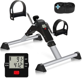 Top 10 Best Pedal Exercisers in 2021 (DeskCycle, Yosuda, and More) 1