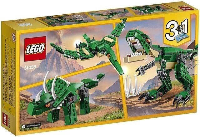 LEGO Build It Yourself Dinosaur Set 1