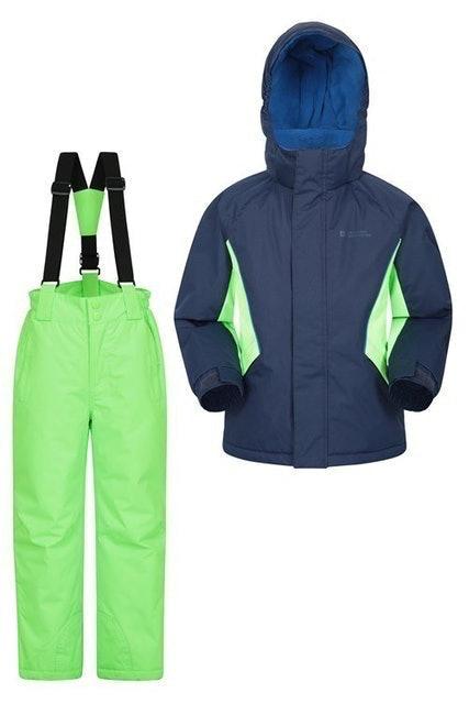 Mountain Warehouse Kids Ski Jacket and Pant Set 1