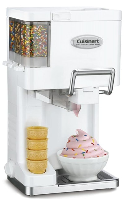 Cuisinart Mix Serve 1.5-Quart Soft Service Ice Cream Maker 1