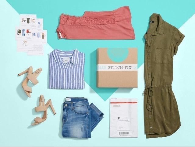 Stitch Fix Personalized Style Box 1