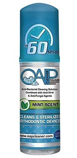 OAP Anti-Bacterial Cleaning Solution 1