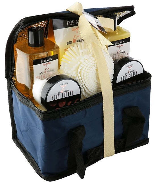 SpaLife Store All Natural Bath and Body Luxury Spa Gift Set 1