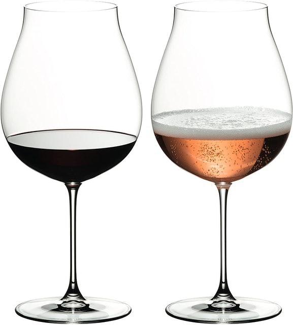 Riedel Veritas New World Pinot Noir Glass 1