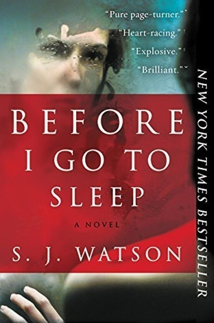 S. J. Watson Before I Go to Sleep 1
