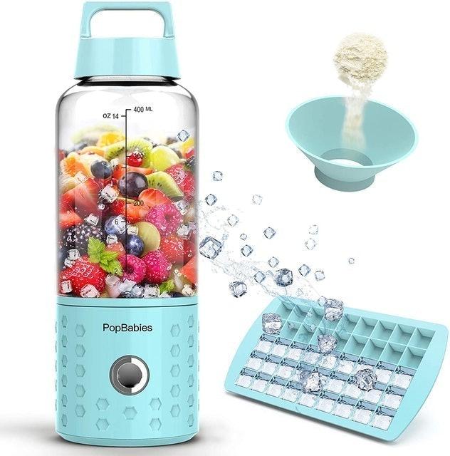PopBabies Portable Blender 1