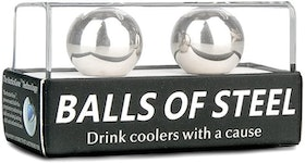 9 Best Reusable Ice Cubes in 2021 (Balls of Steel, Urban Essentials, and More) 4