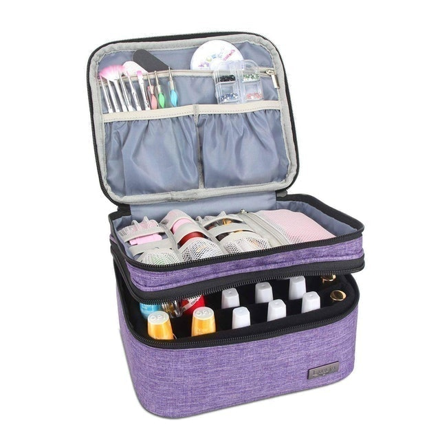 Luxja Nail Polish Carrying Case 1