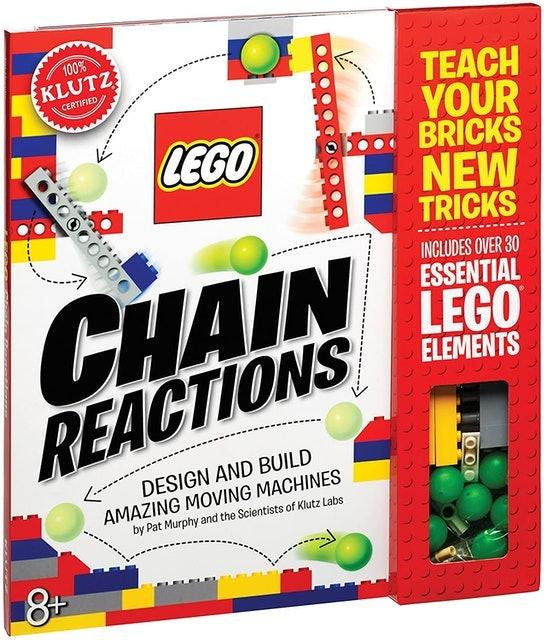 Klutz Lego Chain Reactions  1