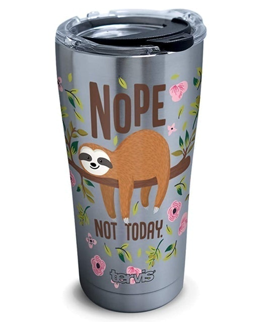 Tervis Sloth Stainless Steel Tumbler 1
