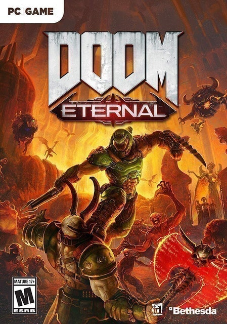 id Software, Panic Button Games Doom Eternal 1