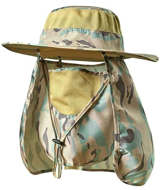 Koolsoly Fishing Hat With Neck Flap 1