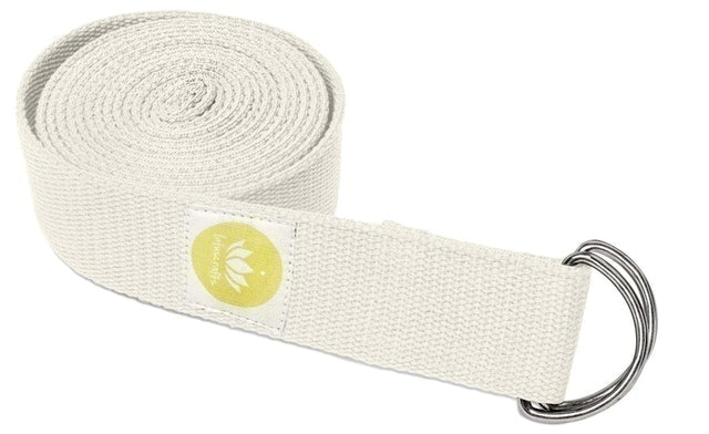 Lotuscrafts Yoga Strap for Stretching 1